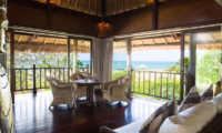 Villa Sungai Tinggi Seating Area with Sea View, Pererenan | 6 Bedroom Villas Bali