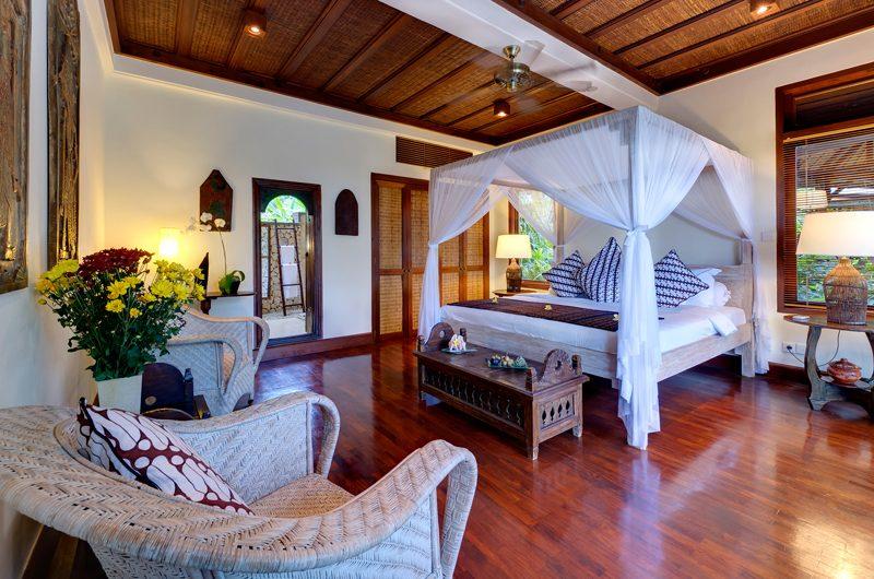 Villa Sungai Tinggi Four Poster Bed with Wooden Floor, Pererenan | 6 Bedroom Villas Bali