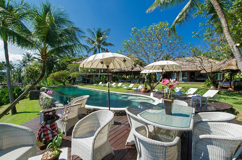 Villa Sungai Tinggi Pool Side, Pererenan | 6 Bedroom Villas Bali