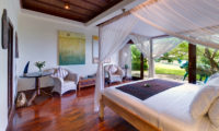 Villa Sungai Tinggi Bedroom with Garden View, Pererenan | 6 Bedroom Villas Bali