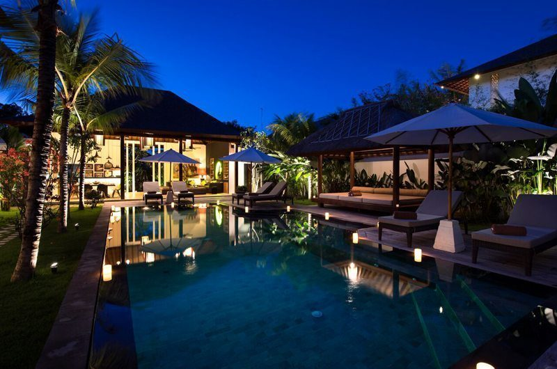 Villa Tangram Swimming Pool, Seminyak | 6 Bedroom Villas Bali