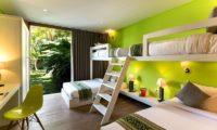 Villa Tangram Bunk Beds, Seminyak | 6 Bedroom Villas Bali
