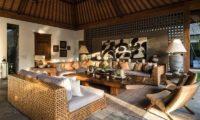 Villa Tiga Puluh Living Area, Seminyak | 6 Bedroom Villas Bali