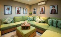 Villa Tiga Puluh Lounge Room, Seminyak | 6 Bedroom Villas Bali