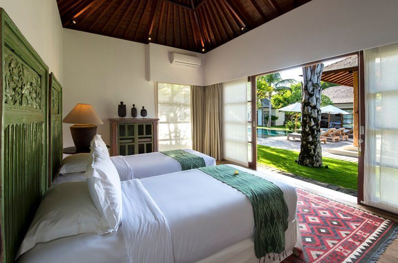 Villa Tiga Puluh Twin Bedroom with Pool View, Seminyak | 6 Bedroom Villas Bali