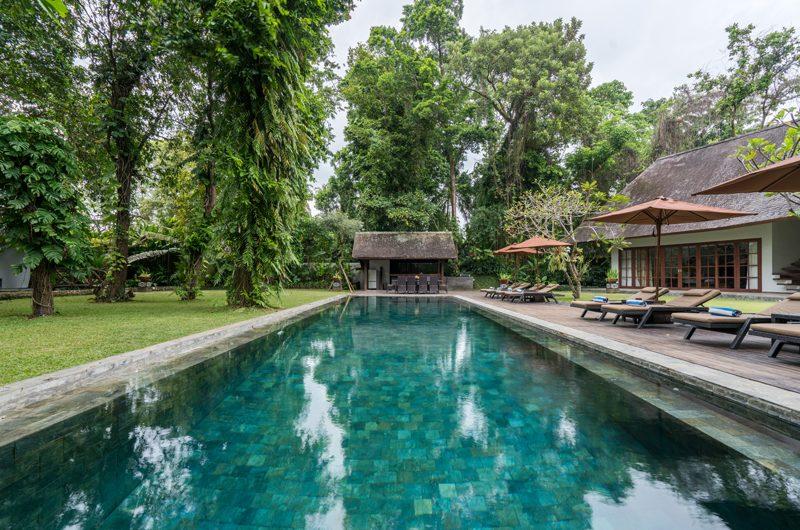 Villa Tirtadari Swimming Pool, Umalas | 6 Bedroom Villas Bali