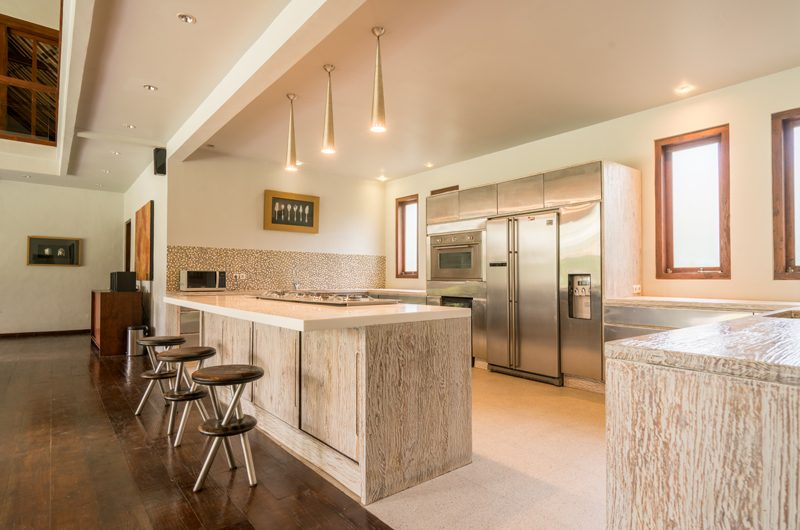 Villa Tirtadari Kitchen Area, Umalas | 6 Bedroom Villas Bali