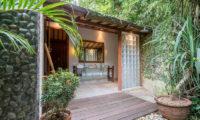 Villa Tirtadari Semi Open Bathroom, Umalas | 6 Bedroom Villas Bali