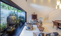 Villa Tjitrap Living and Dining Area, Seminyak   6 Bedroom Villas Bali