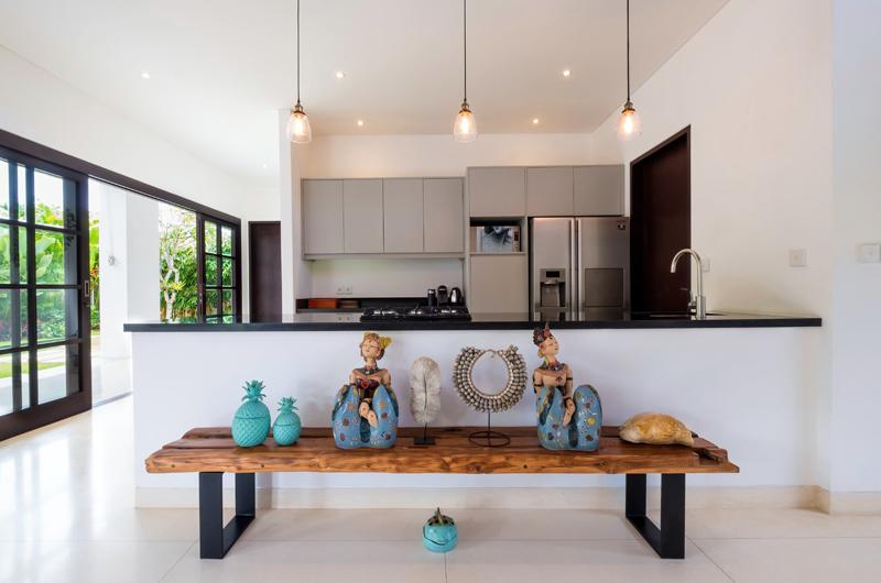 Villa Tjitrap Kitchen Area, Seminyak   6 Bedroom Villas Bali