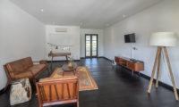 Villa Tjitrap Lounge Room with TV, Seminyak   6 Bedroom Villas Bali