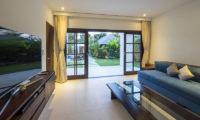 Villa Tjitrap TV Room, Seminyak   6 Bedroom Villas Bali