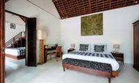 Villa Tjitrap Bedroom with Study Table, Seminyak   6 Bedroom Villas Bali