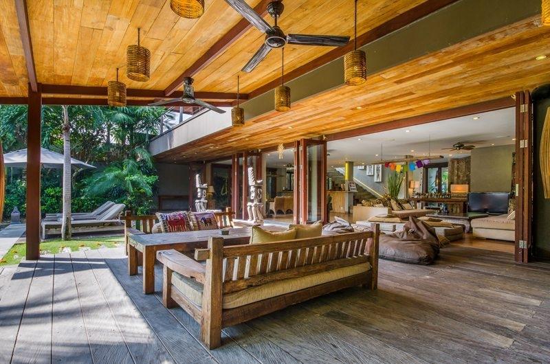 Villa Yoga Living Area, Seminyak   6 Bedroom Villas Bali